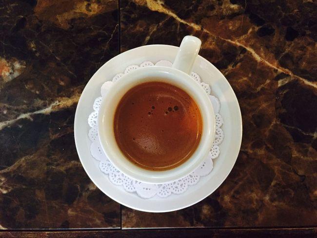 Cuban coffee in little Havana