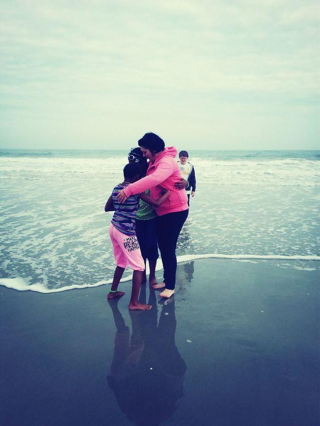 At The Beach Enjoying Life Love These Girls Myrtle Beach SC