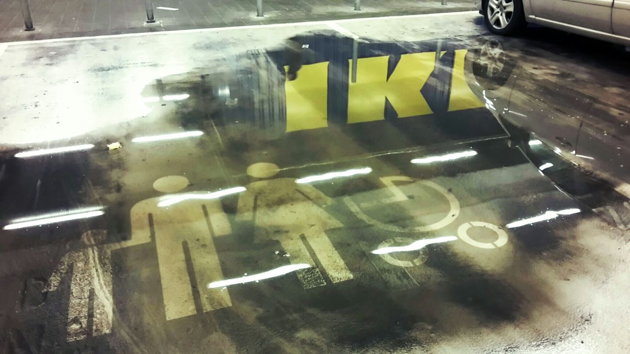 Is IKEA really family friendly? Funny Observation . Water Reflections