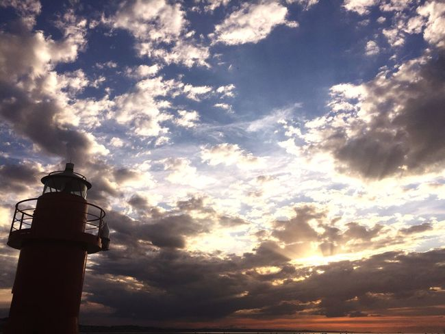 Adriatic Sea Relaxing Enjoying Life Hello World Lanterna Di Ancona PortodiAncona Sunset Ancona, Italy