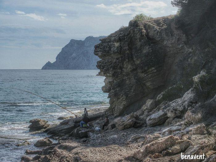 Penyal D'ifac Mar Sea Sea View Platja Playa Playa #beach País De L'olivera