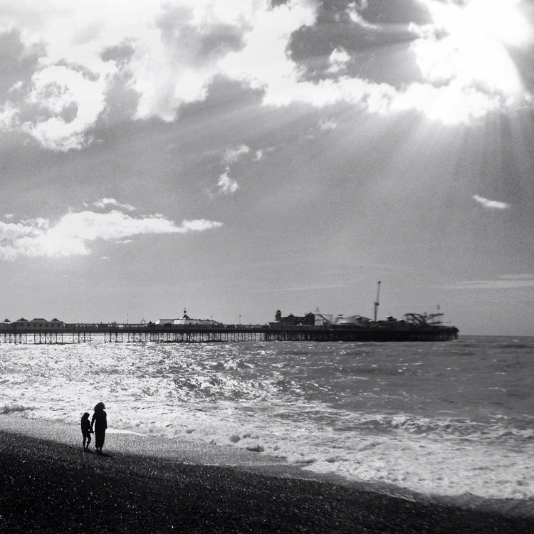 blackandwhite in Brighton by mifi3000