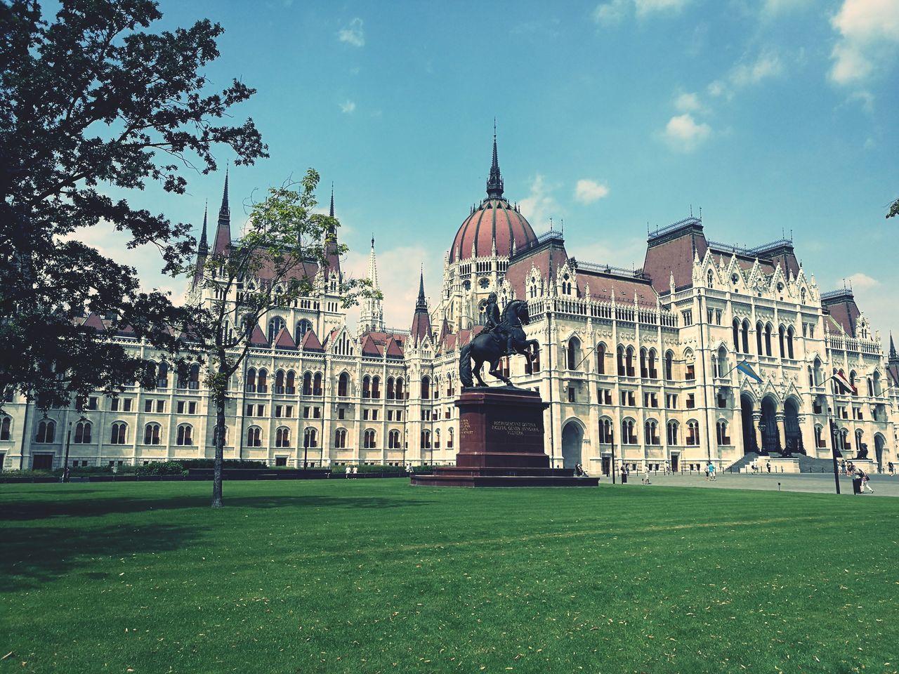 Parliament Budapest Orszaghaz Budapest, Hungary