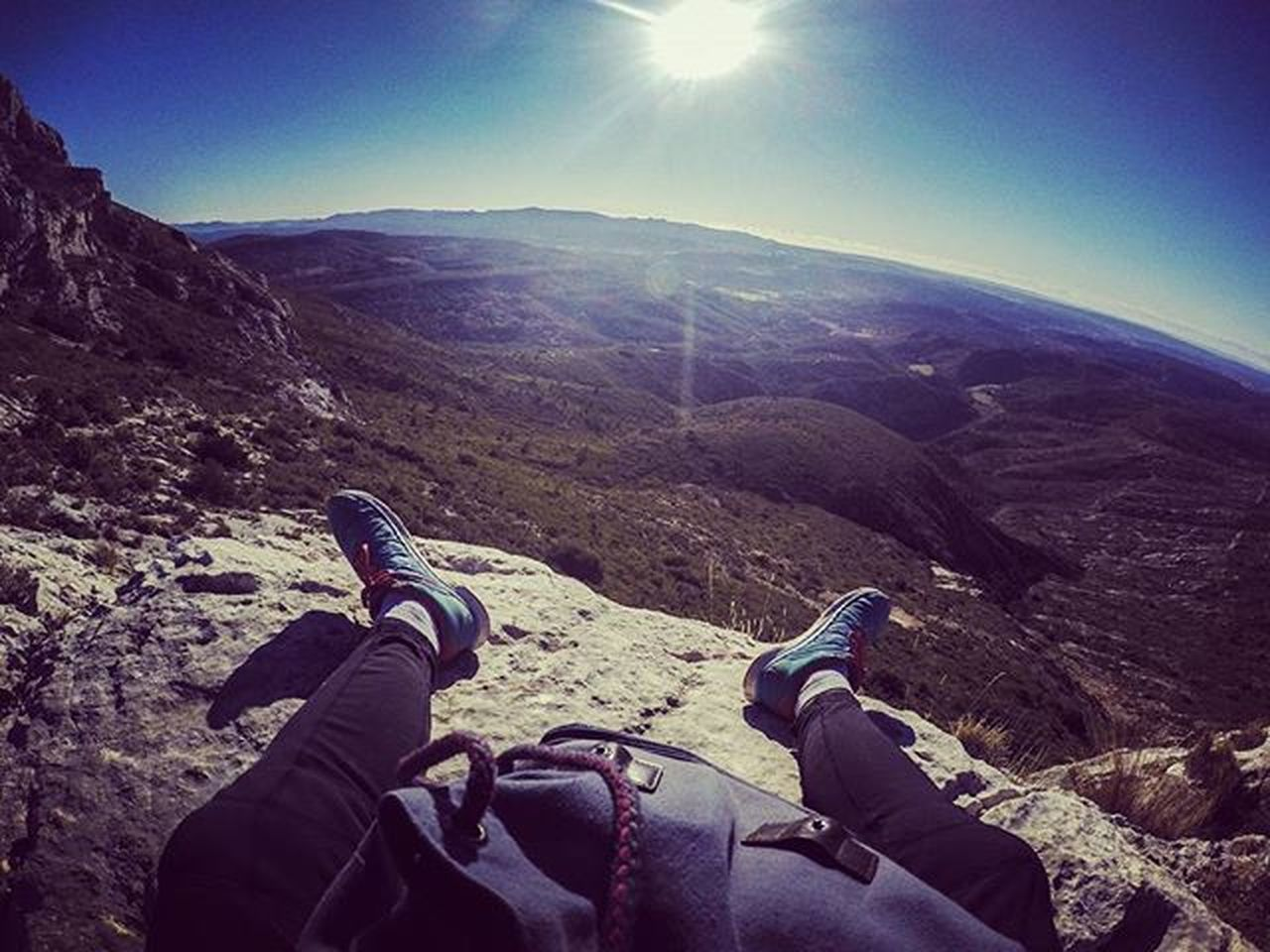 - ➖ - N u m b e r 6 - ➖ - R u n n i n g - H a r d l o p e n - ➖ Montagnestvictoire Provence Aixenprovence Aix France Gopro Hero4 Trip Sun Amazing Beautiful Peak Mountain Hiking Goprovip Goprodreams Awesome Colorful Colors Sky Summer Nature Erasmus Life Workout hardlopen running gohard