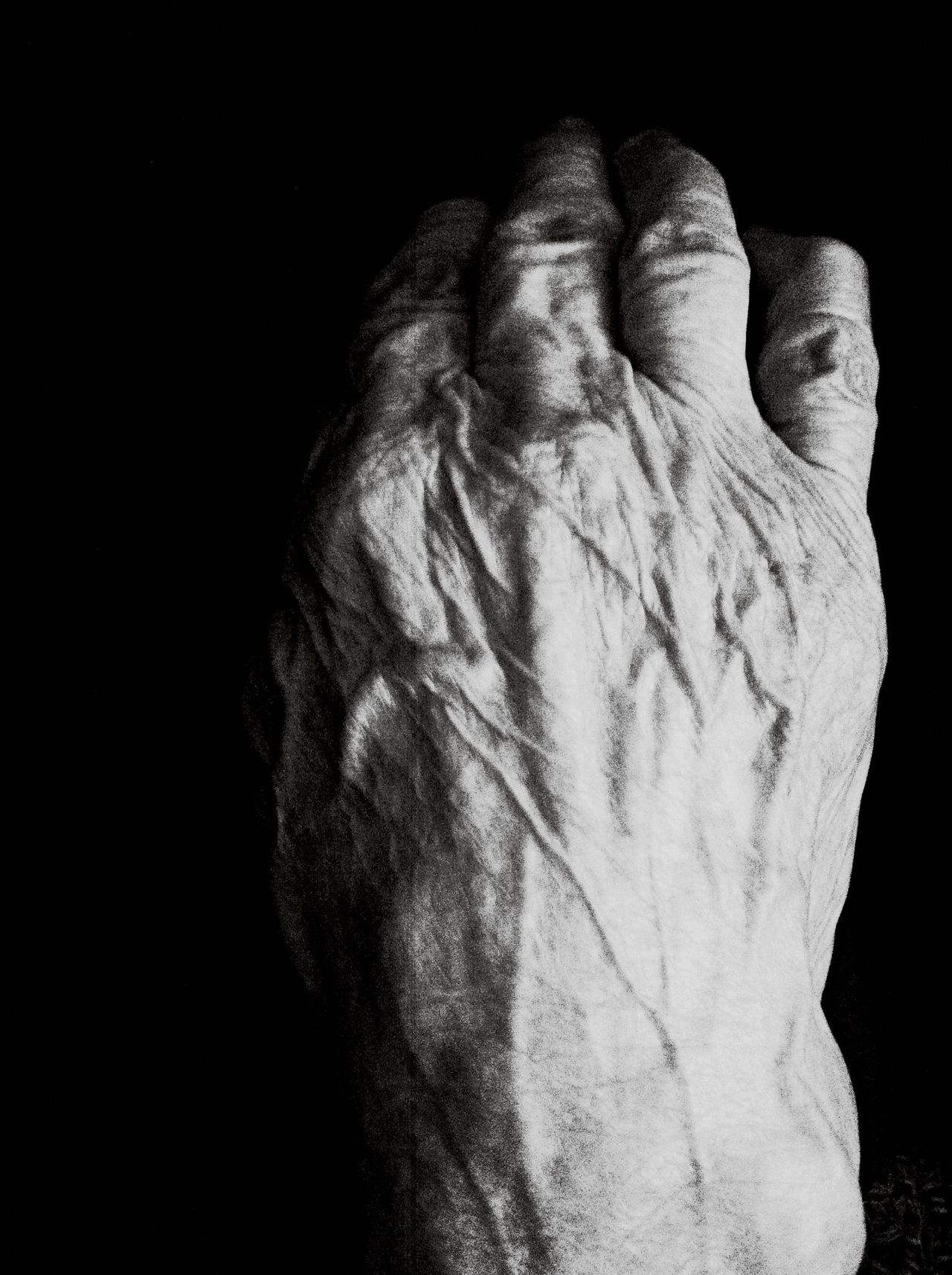 Beautiful stock photos of old, Aging, Black And White, Black Background, Carpus