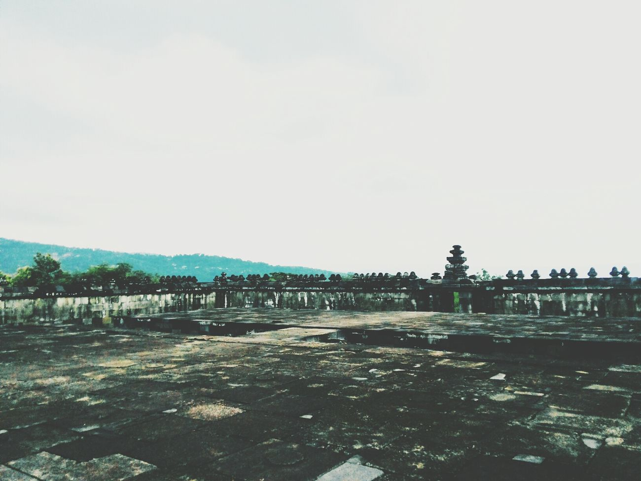 Keraton Ratu Boko @ Yogyakarta Yogyakarta Stone Wall I Love Indonesia