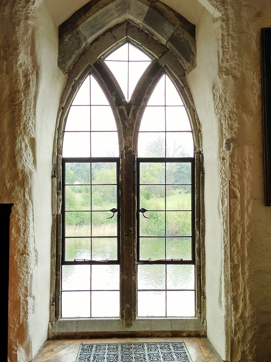 Window View Window Indoors  Day Architecture Built Structure No People Window Castle Castle View