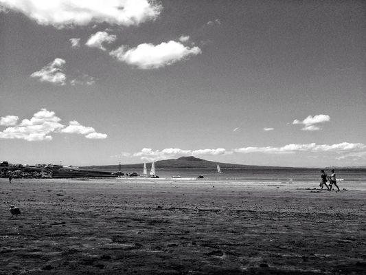 Rangitoto in Auckland by Paul