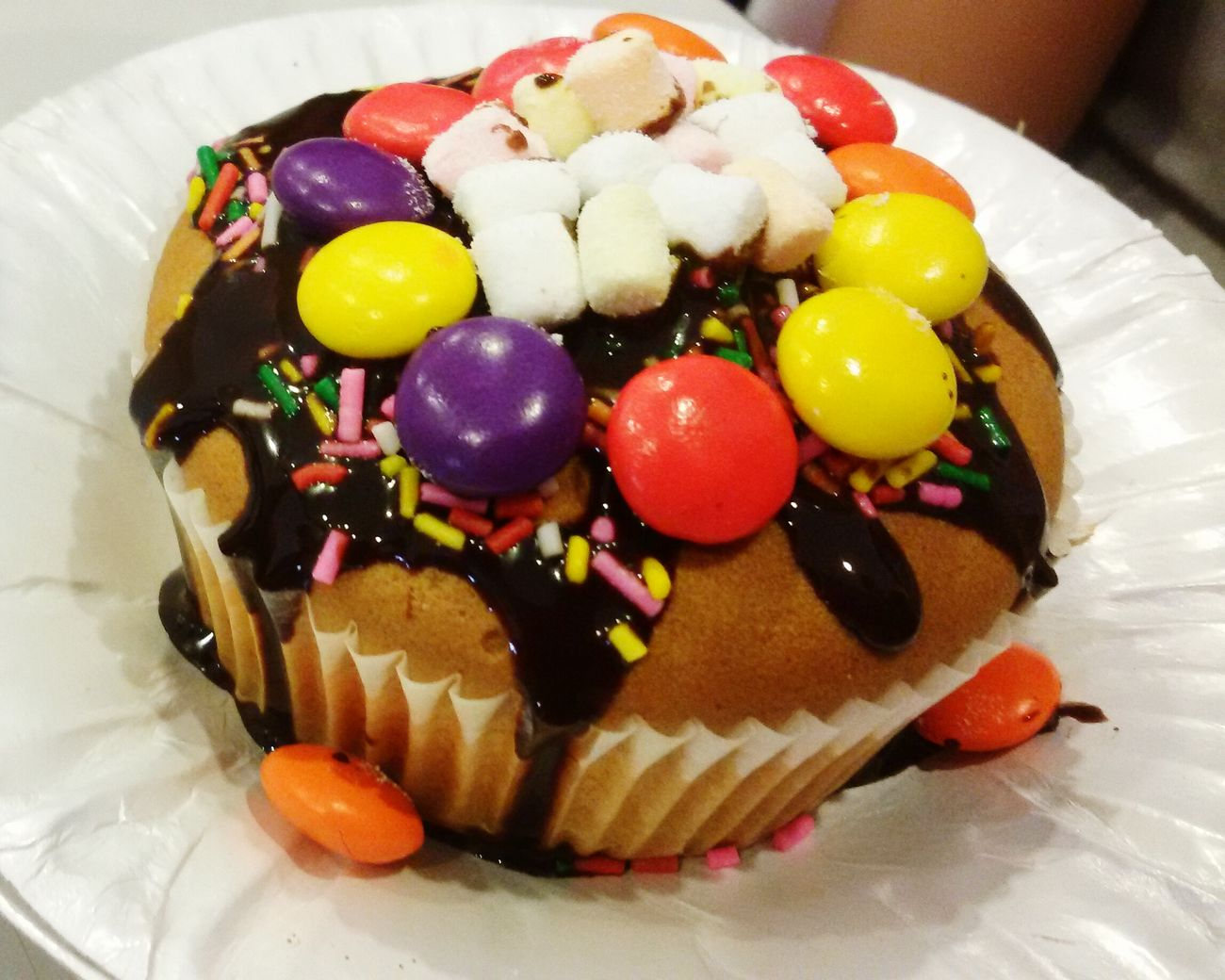 Another DIY Mamon from us! Mamon DIY Cupcake