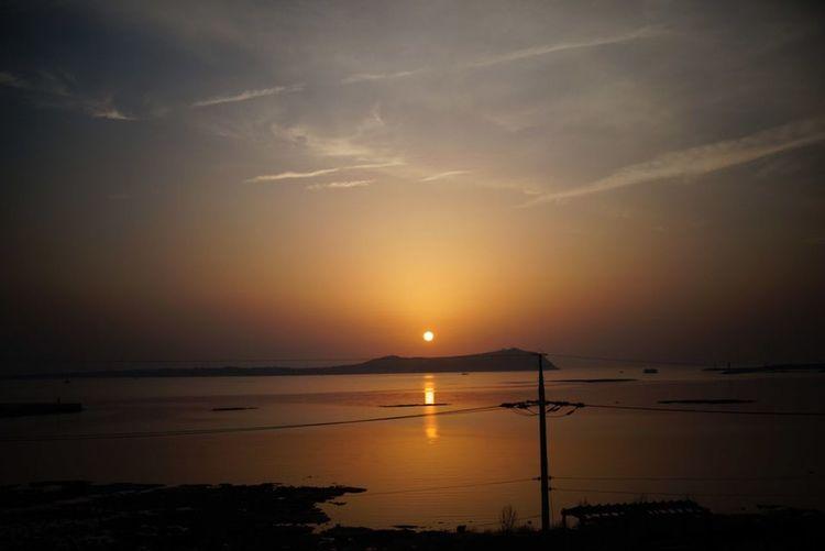 South Korea JEJU ISLAND  Jejudo Sunrise