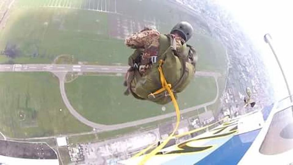 My Year My View Only Men Sky Fly Paratrooper