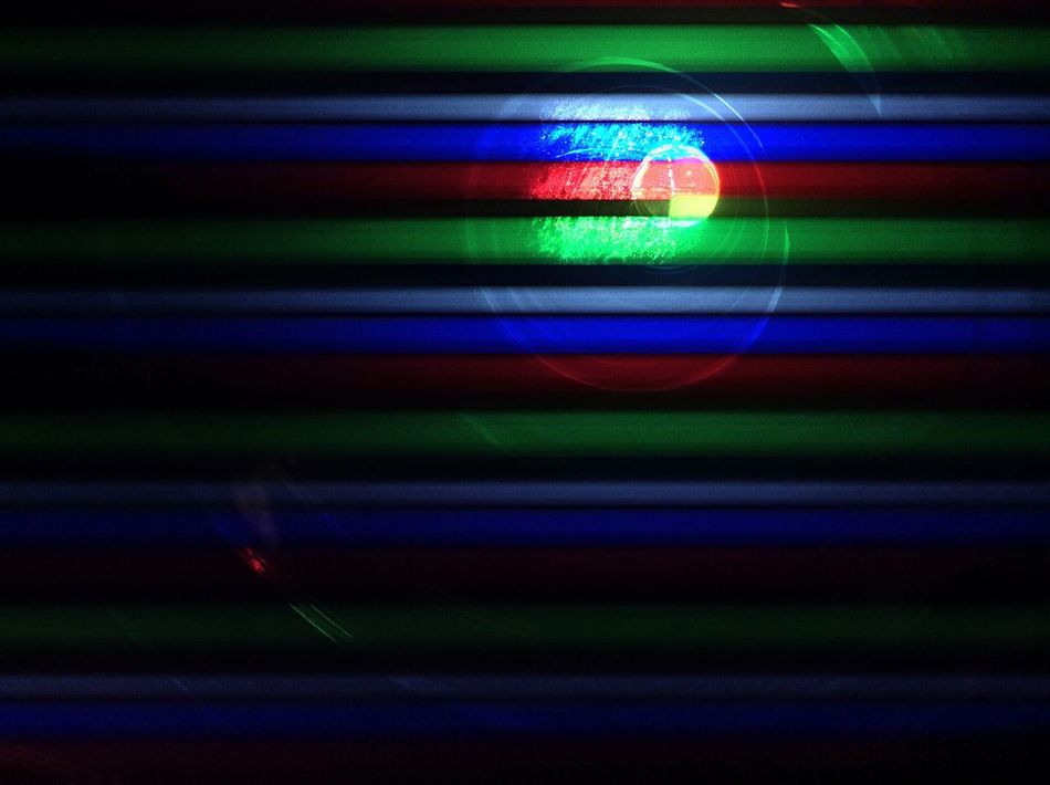 Projector Headlamp Light Glitch