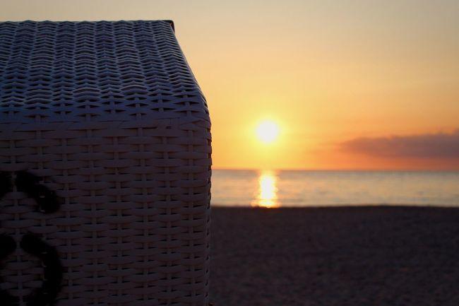 Light And Shadow Sand Beach Nature Sun Ocean Calm Sunset Sylt Relaxing Enjoying Life Life Orange Sitting Enjoying The Sun