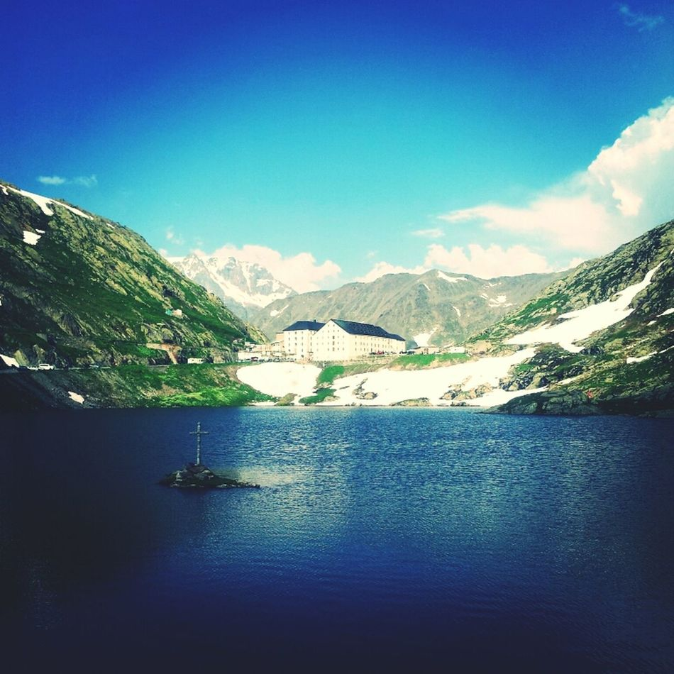 Back In Switzerland !