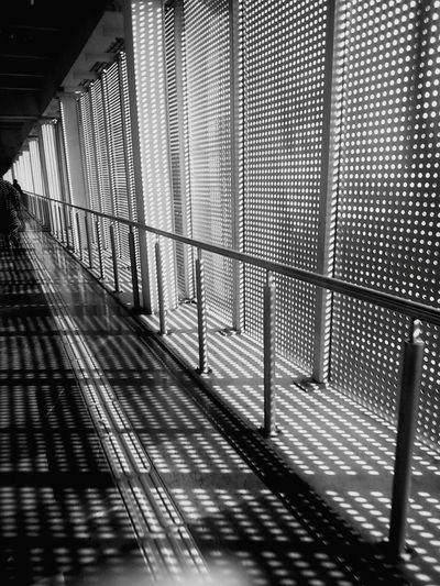 Light And Shadow Blackandwhite Estructuras