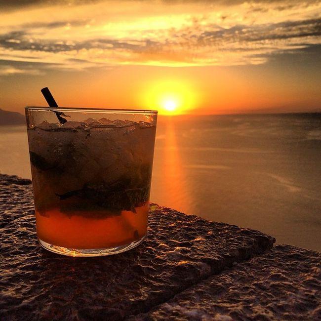 Mojito & Sunset, combinación perfecta Venyllevateelmomento