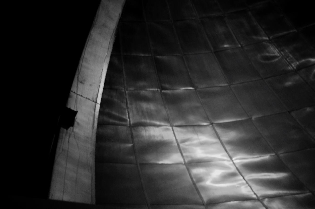 Inside the Observatory Dome Observatory Palomar Geometric Shape Darkness Modern Geometry Geometric Shapes Blackandwhite Monochrome