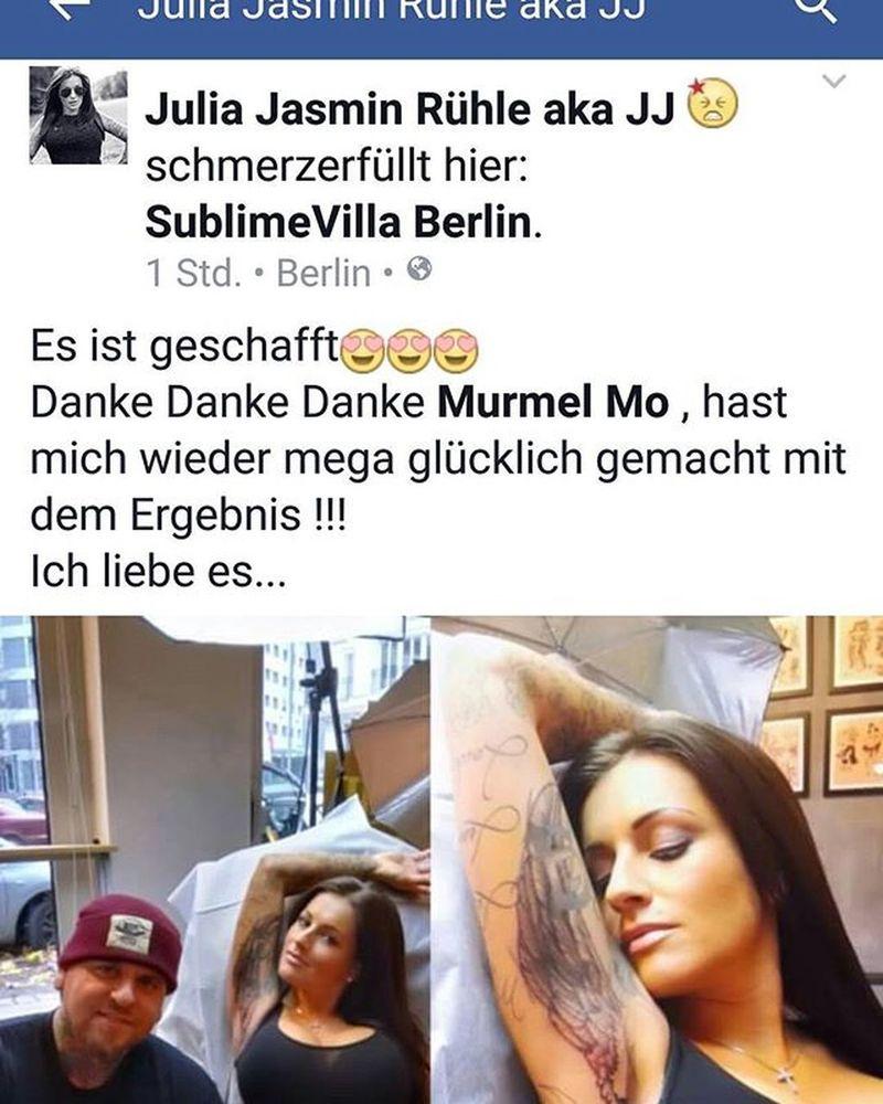 Nexttttt Jjsexy Jjbtn Tattoo Tattoomodel Tattooartist  Tattooboy Tattoogirl Ink INKEDGIRL Inkedboy Inked Fit Fitness Berlin Lifestyle Life Murmelmo Fun