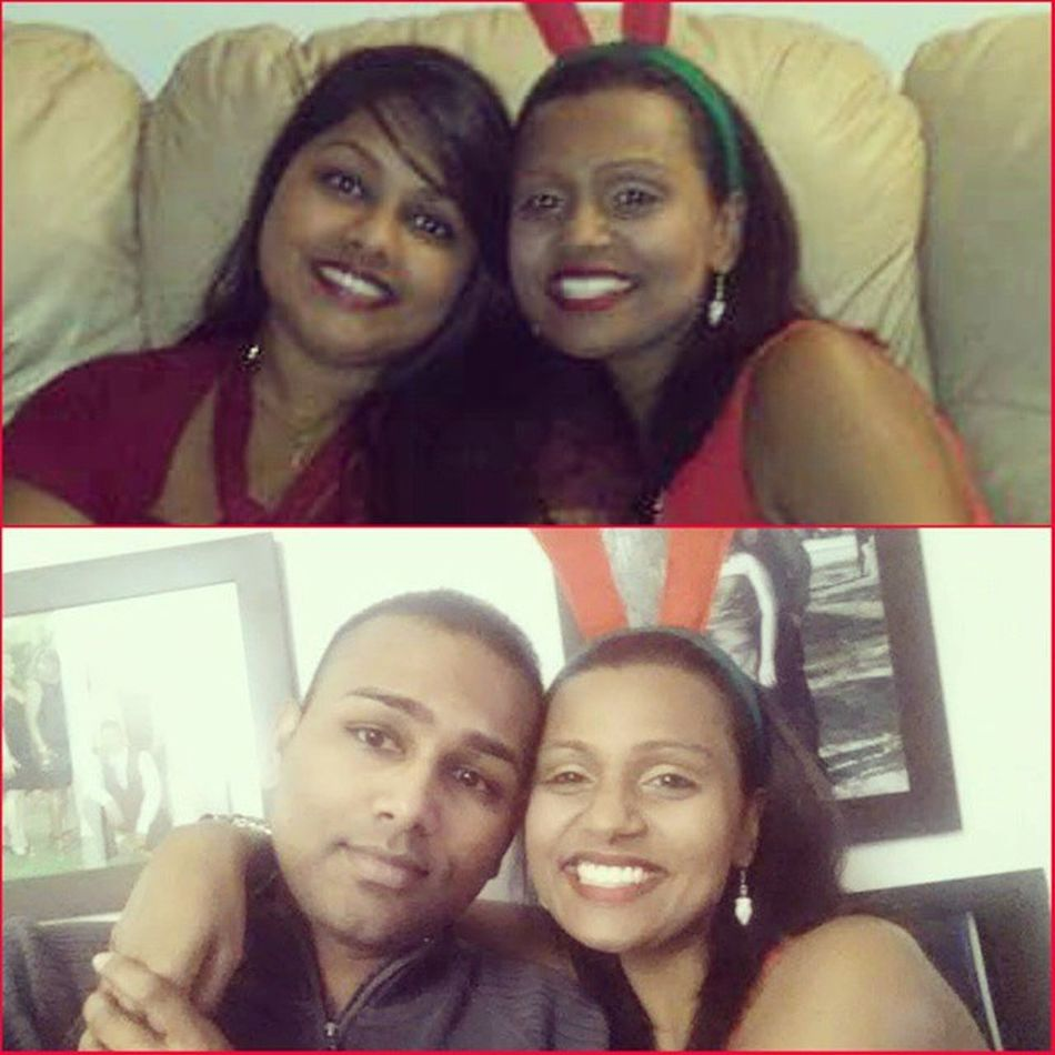 We drive each other crazy but we wouldn't trade each other for anything!!! Familyfirst Happynationalsiblingday Olderbrother Youngersister childhoodplaymates partnersincrime thepersadfamily teampersad thebestofthebest makingourparentsproud livewell laughoften lovemuch