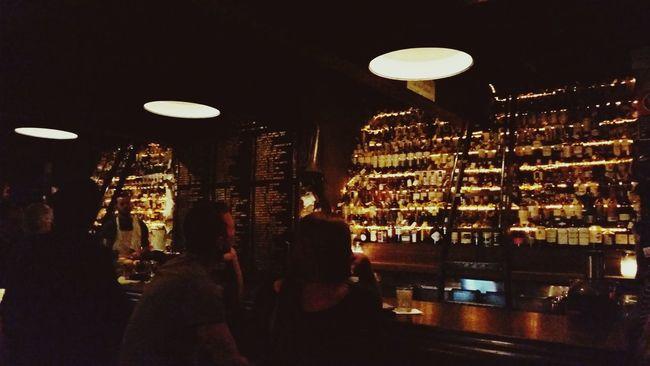 The Baxter Inn. Whisky Bar Whisky Alcohol Night Life Underground City Low Light