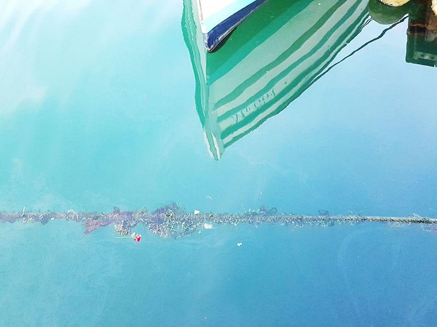 Enjoying The Sun Relaxing Boats⛵️ Boatsonthewater Reflection In The Water Weymouth Dorset Going Sailing Fishing Boat
