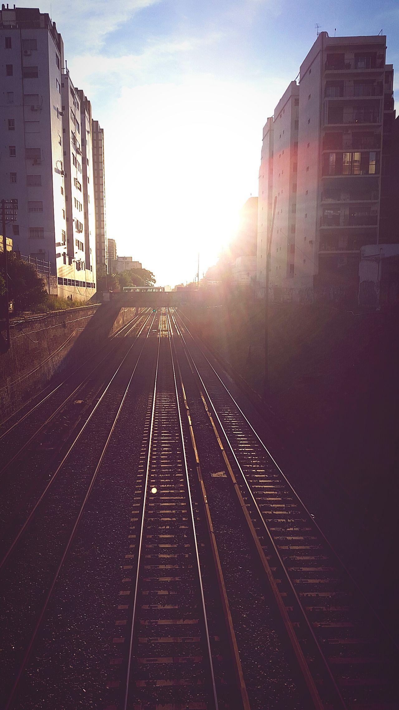 No siempre pasan una sola vez... Vias Del Tren Viasdetren Trenes Caminos Decisiones Decision