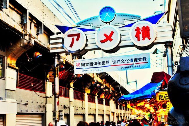 お婆ちゃんとデートしてきたの笑 Japan Tokyo Ueno City City Life Date Grandmother Ameyoko Ameyayokocho Shopping Area Tokyo Days Crowd Memory Photo Photography Photographer Single-lens Reflex Camera Photographic Memory ファインダー越しの私の世界 東京 上野 アメ横 EyeEm Best Shots EyeEm Eyeemphoto