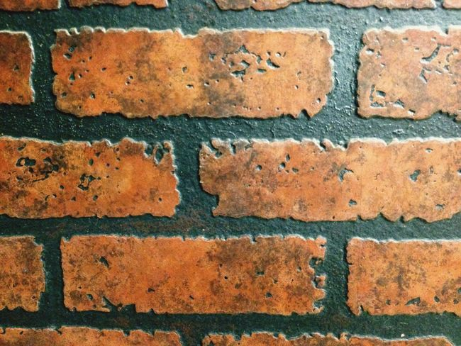 Brick wall Backgrounds Full Frame Wall - Building Feature Brick Wall Bricks