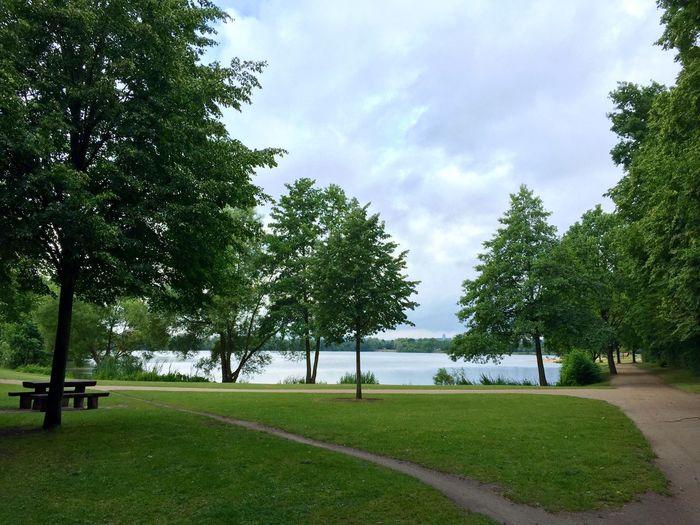 Running Lake