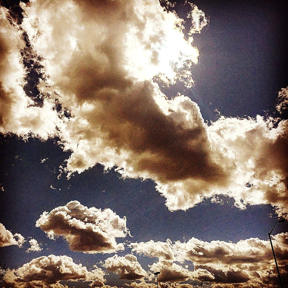 Clouds And Sky Cloud Cloudscape Clouds IPhoneography Iphonephotography Mobile Photography Mobilephotography Cloudporn IPhone Photography Morning Beautiful Natural Sky And Clouds Sky