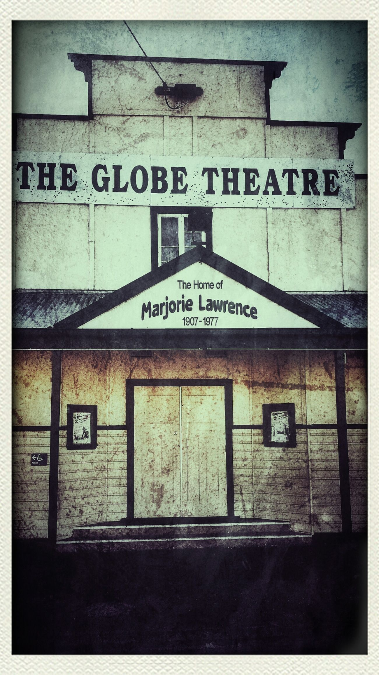 Theglobetheatre Iseefaces Majorielawrence