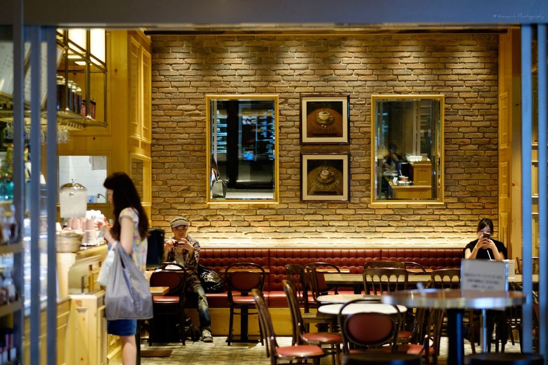 Tokyo Midtown Cafe Cafeteria Cafe Time Fujifilm_xseries FUJIFILM X-T1 XF 16mm F1.4 R WR TOWNSCAPE EyeEm