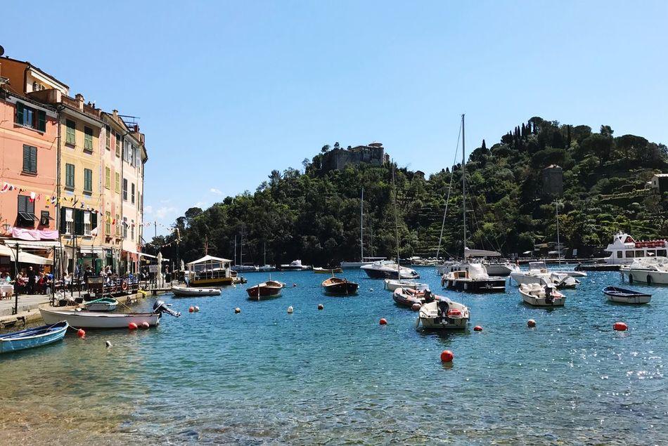 Sea Italian Riviera Italy❤️ Traveling Boats