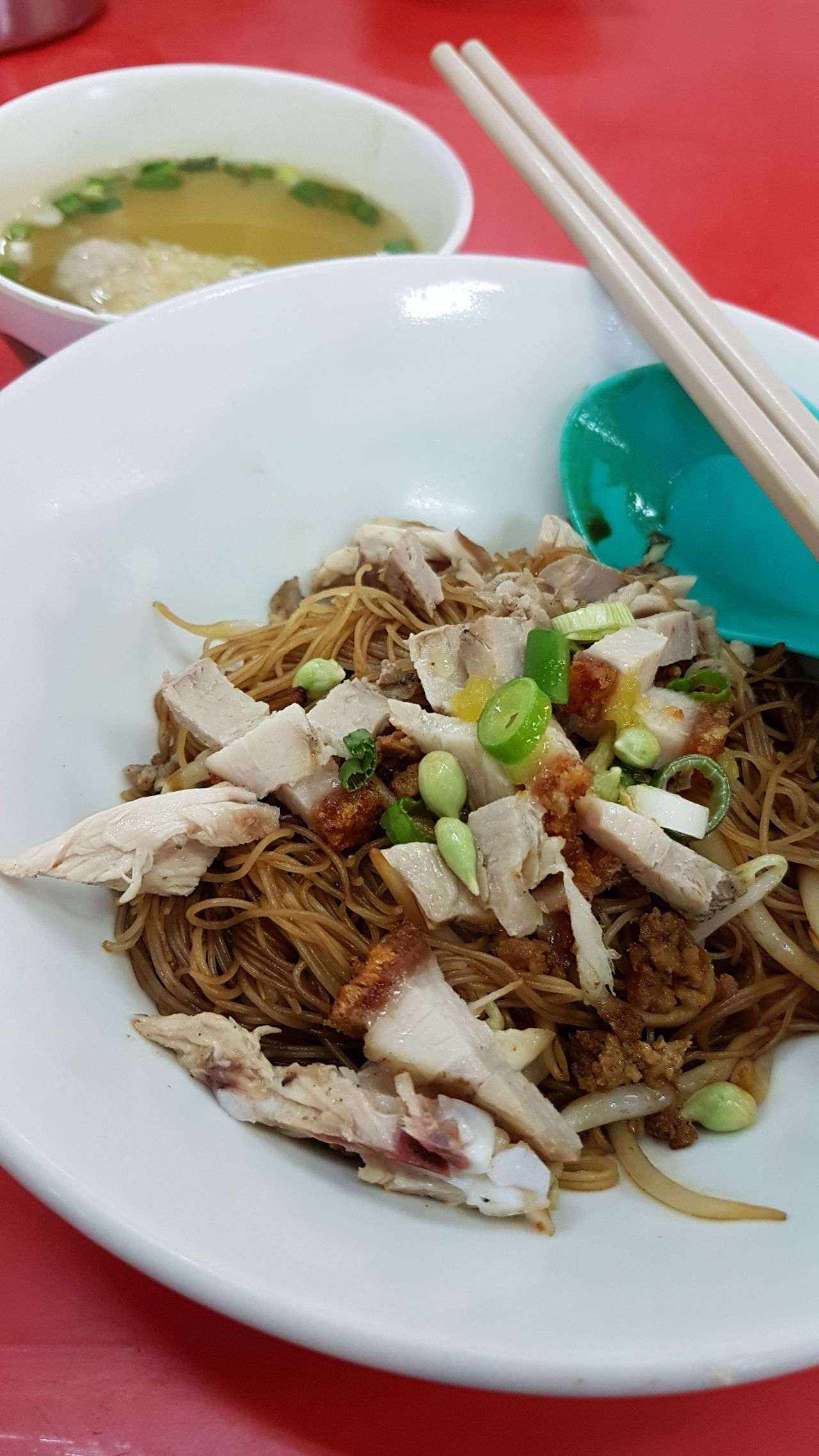 Food Ready-to-eat No People Noodles Dry Noodles Breakfast Breakfast ♥ Chinesefood Malaysia Truly Asia Asian Cuisine Chinese Food Chickens Asianfood Mee Meehoon Noodletime🍝 Noodletime