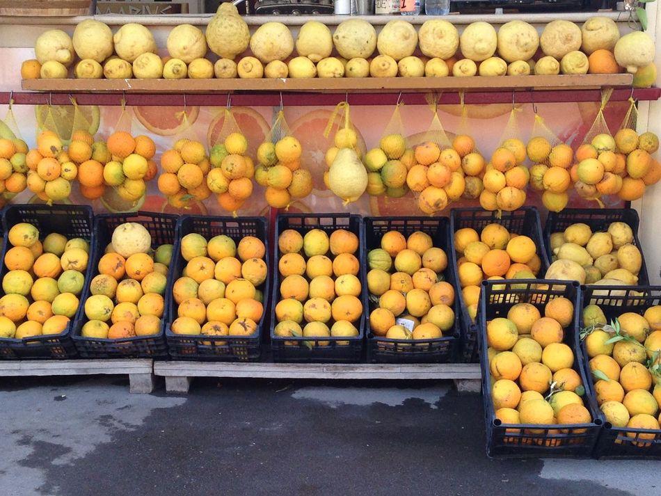 Pompeii  Lemons Yellow Sweet Holidays