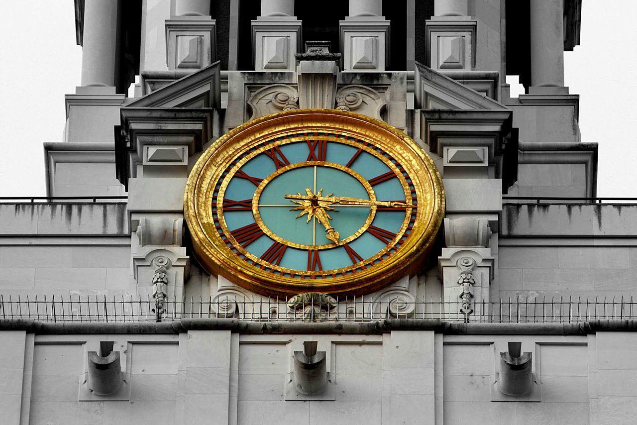 Beautiful stock photos of texas, Architecture, Building Exterior, Built Structure, Clock