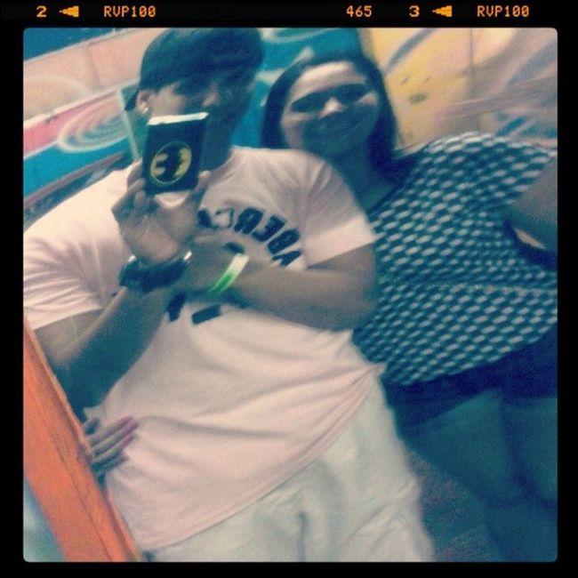 No parque espelho mágico com irmã .... Zoa FDS . Like Likes like fotolike istalike magica likkes likess foto