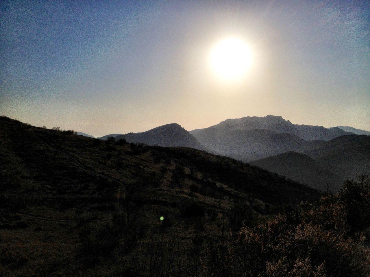 Sierra De La Nieves Mountains Sunrise Mist Misty Morning Morning Sunrise_sunsets_aroundworld Sky Beautiful Beautiful Nature SPAIN España Noedit Nofilter