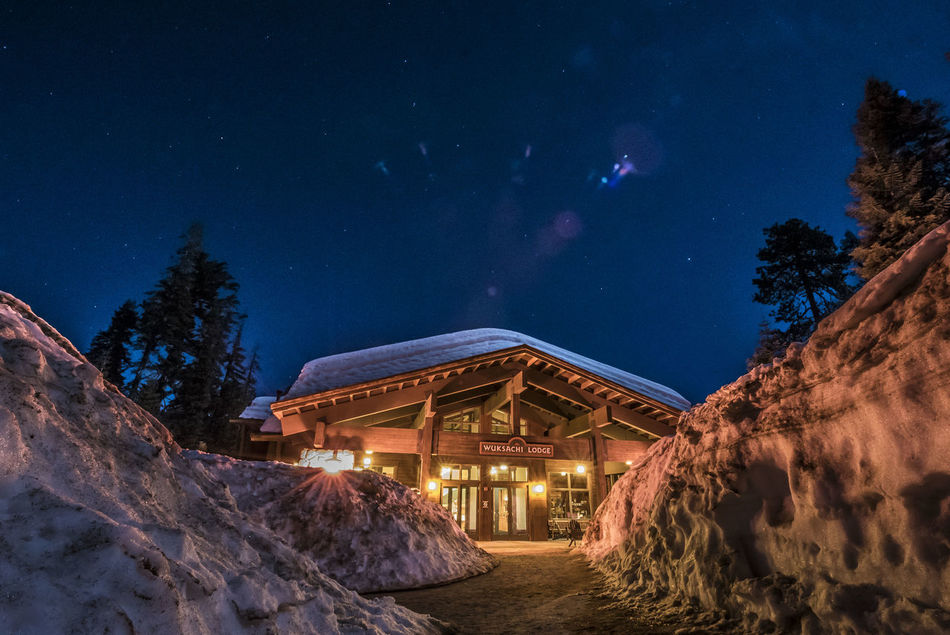place we stayed Astronomy Beauty In Nature Blue Cold Temperature Constellation Galaxy Illuminated Milky Way Nature Night Outdoors Scenics Snow Space Space And Astronomy Star - Space Star Field Travel Travel Destinations Winter