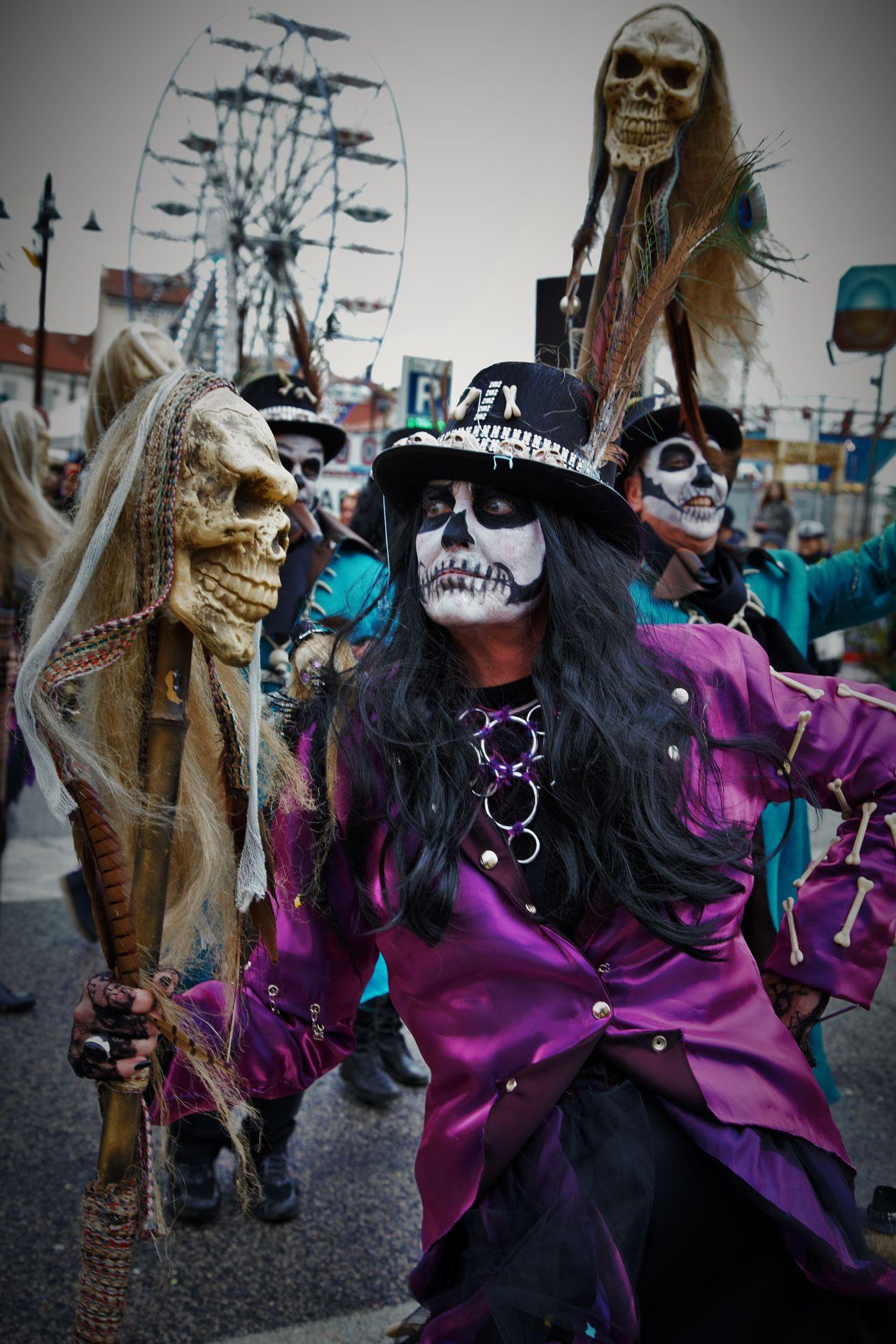 Colors Of Carnival Carnevaldemuja63 zombie Muggia Carneval Company Brivido