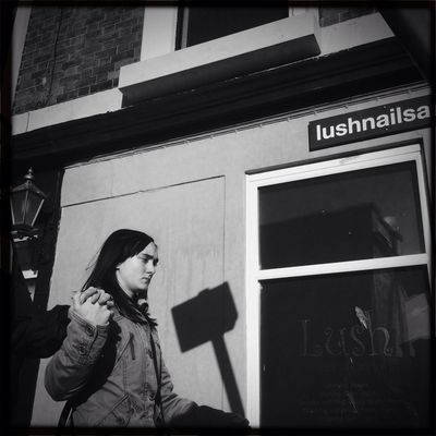 streetphotography in Nottingham by Boleigh