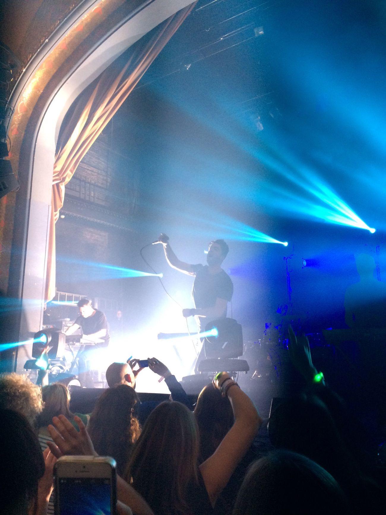 GOOSE in concert Belgium