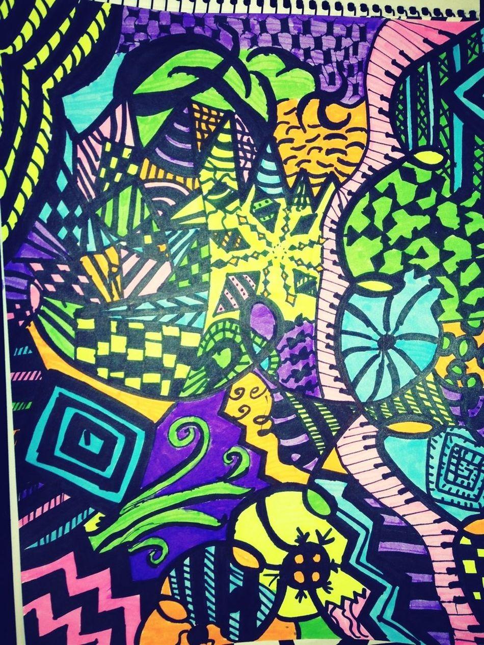 Artwork, Relaxing, Done