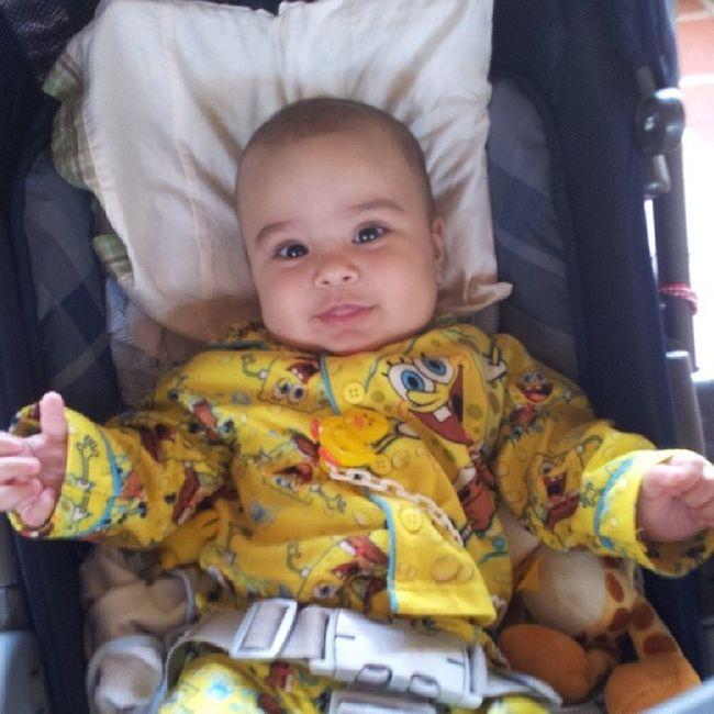 Baby Boy Spongerbob Bobesponja nenem