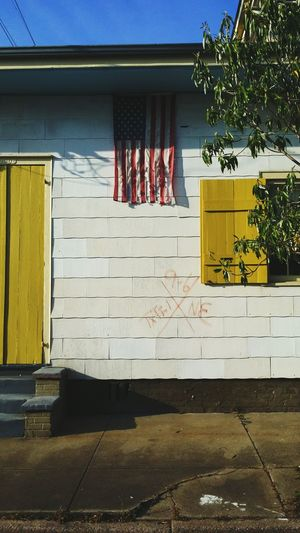Nola 10 Years later - marking still on the walls..... Portrait Of America Shootermag AMPt Community Mobilephotography Tumblr Open Edit Abrilliantdummy New Orleans The Street Photographer - 2015 EyeEm Awards