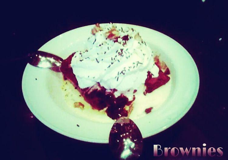 Best Brownies Ever♥ Hardrockcafe Foodporn Yummy