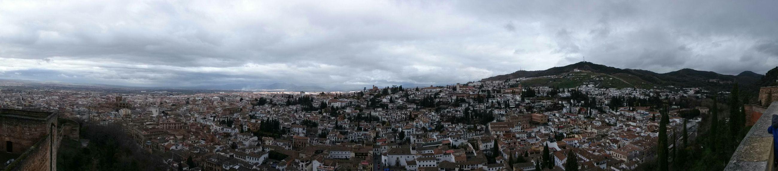 Panorámica de Granada desde la Alhambra AmoViajar Amo La Buena Vida Streamzoofamily Somosfelices Disfrutando De La Vida Noedit Panorámica