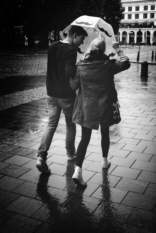German Summer Streetphotography Blackandwhite Love