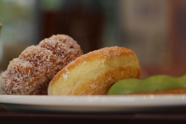 100円セール クランツリングココナツ/エンゼルクリーム/ポン・デ・抹茶チョコ Donuts