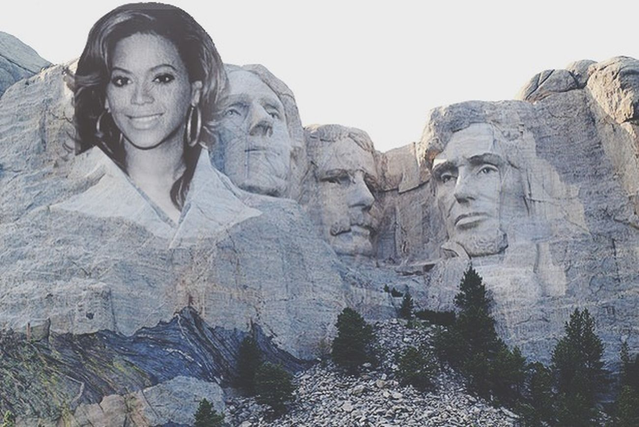 Queen bey Beyonce Queen Historical Monuments Epic Yes